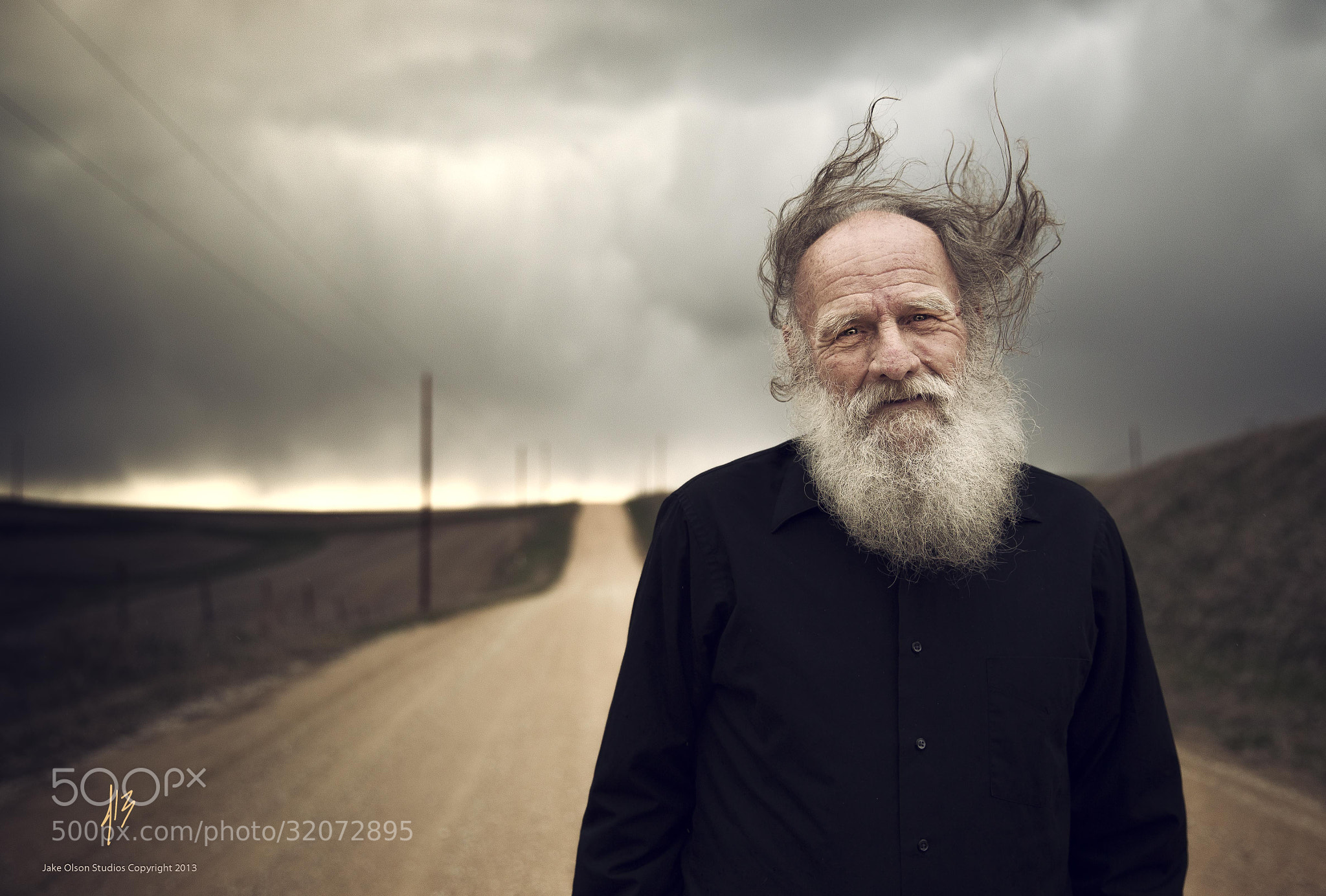 Photograph Aging Storm by Jake Olson Studios by Jake Olson Studios on 500px
