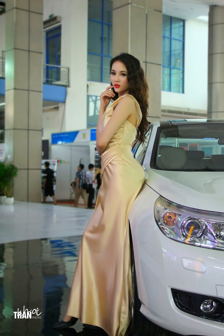 Photograph Model & Car by Khoi Tran Duc on 500px