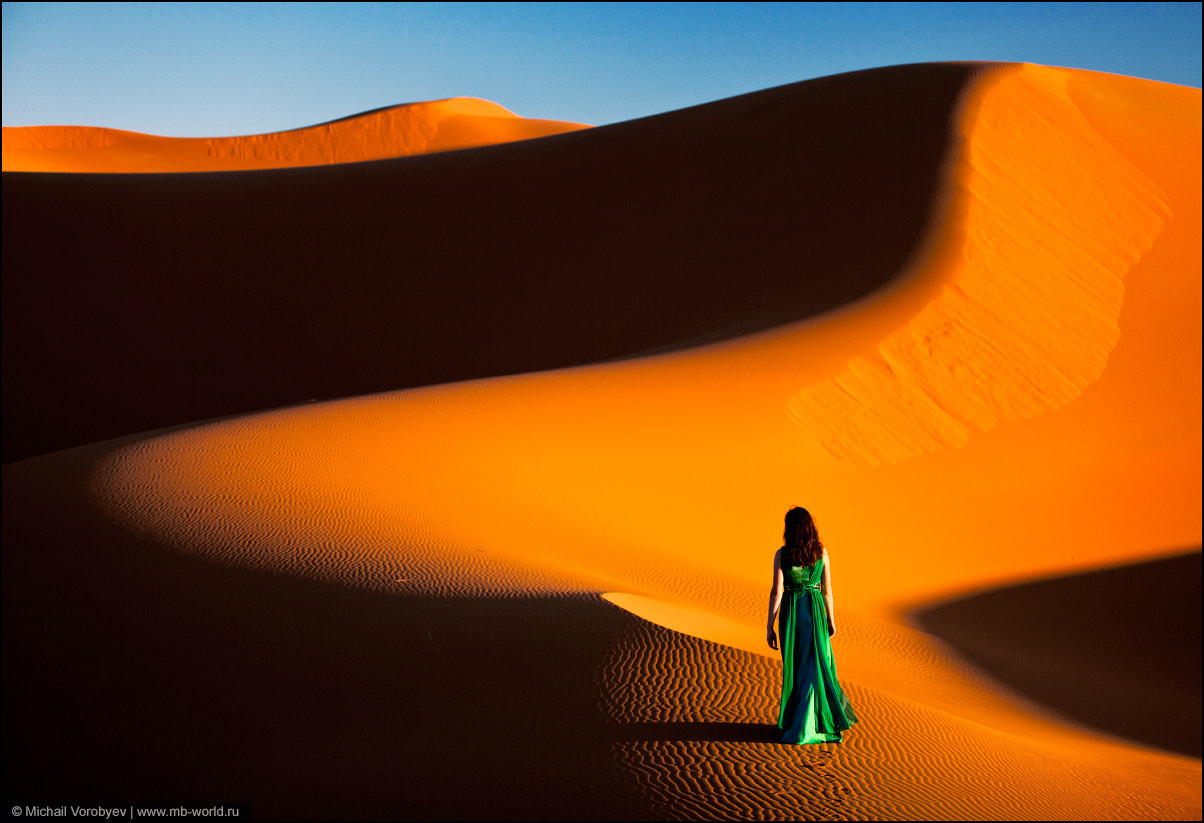 Photograph The soul of the desert by Michail Vorobyev on 500px