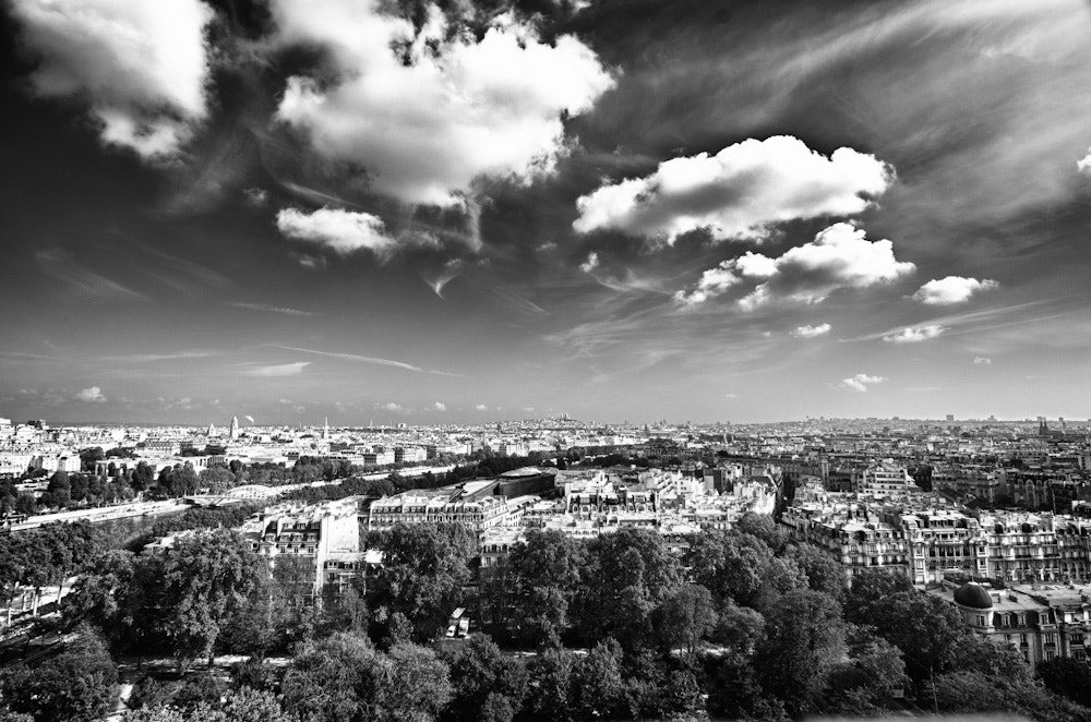 Photograph From Paris, with Love by Trevin Chow on 500px