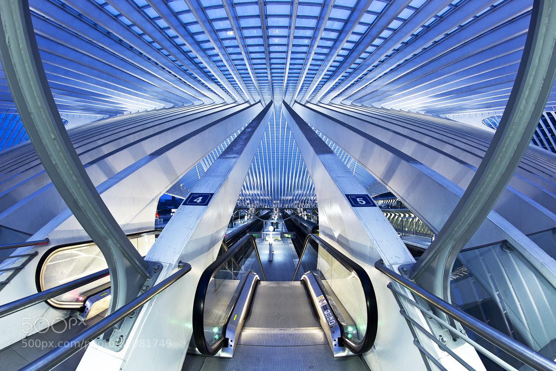 Photograph Calatravanism LXIX by Arnd Gottschalk on 500px