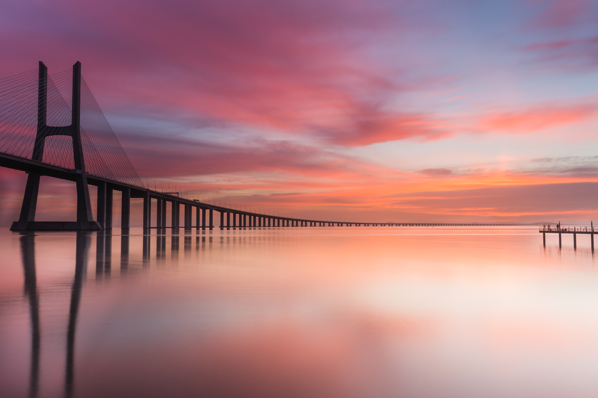 Photograph Red morning by Luís Ascenso on 500px