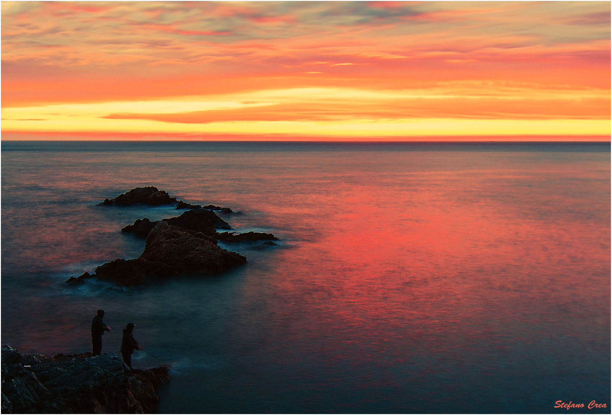 Photograph Coloured sunrise by Stefano Crea on 500px