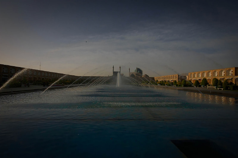 Photograph The Fountain by Ali KoRdZaDeh on 500px