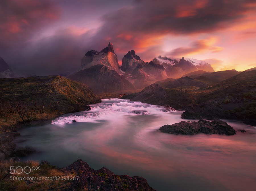 Photograph The Other Side by Marc  Adamus on 500px