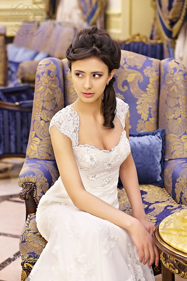 Photograph The Bride (Odessa) by Alexander Gubernatorov on 500px
