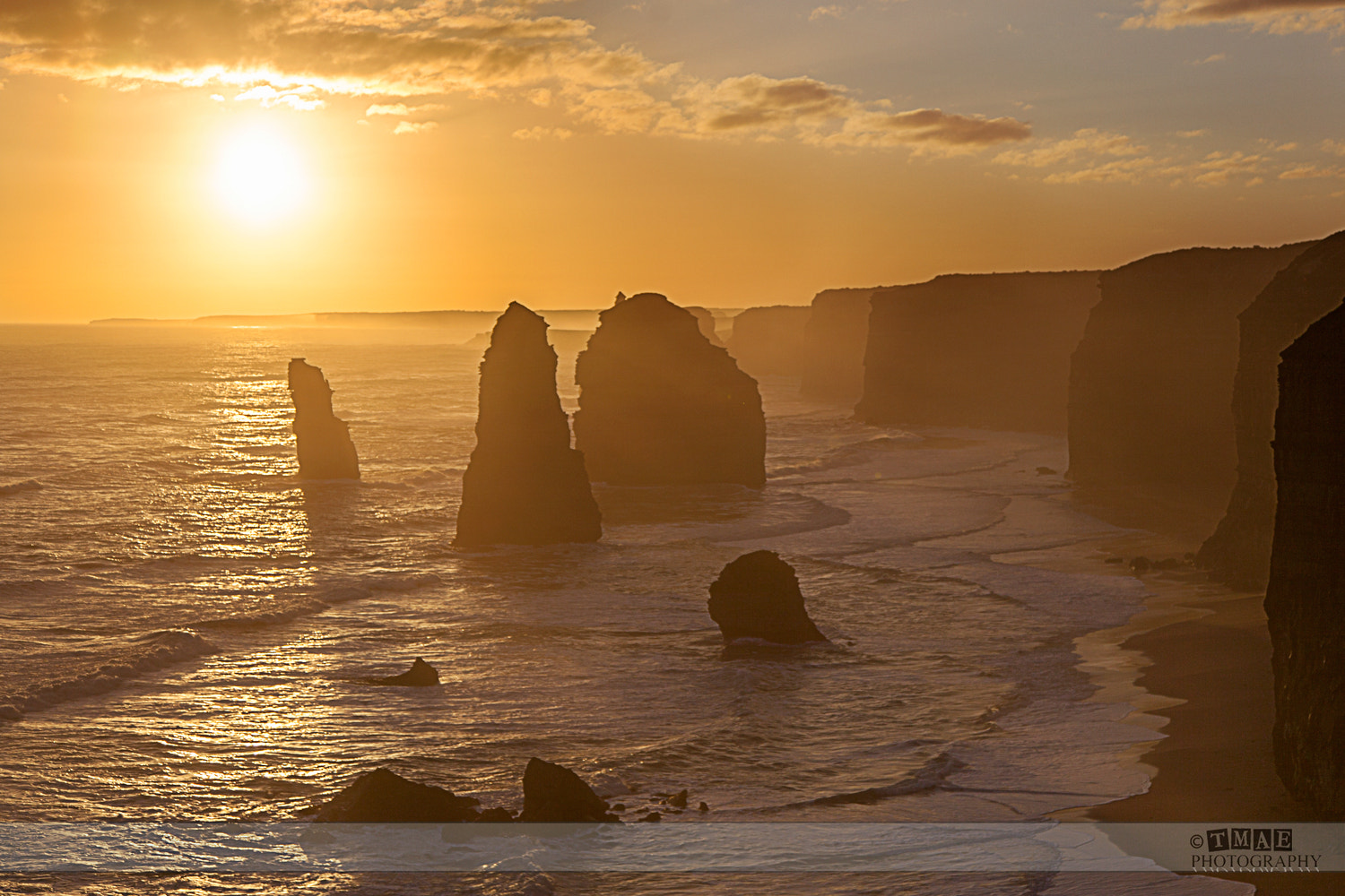Photograph The Setting Sun by Tim McGuire on 500px