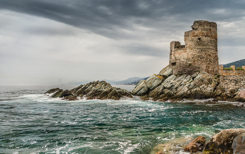 Photograph Genoese tower by Morgan Tiphagne on 500px