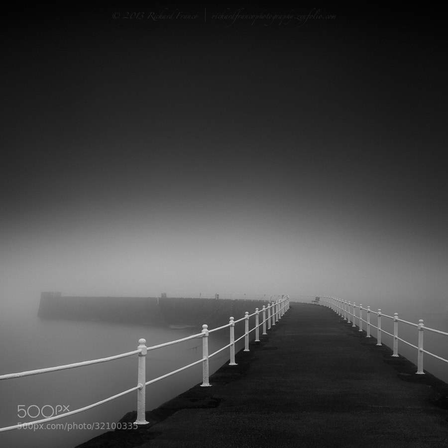 Photograph La Rocque Pier by Richard Franco on 500px