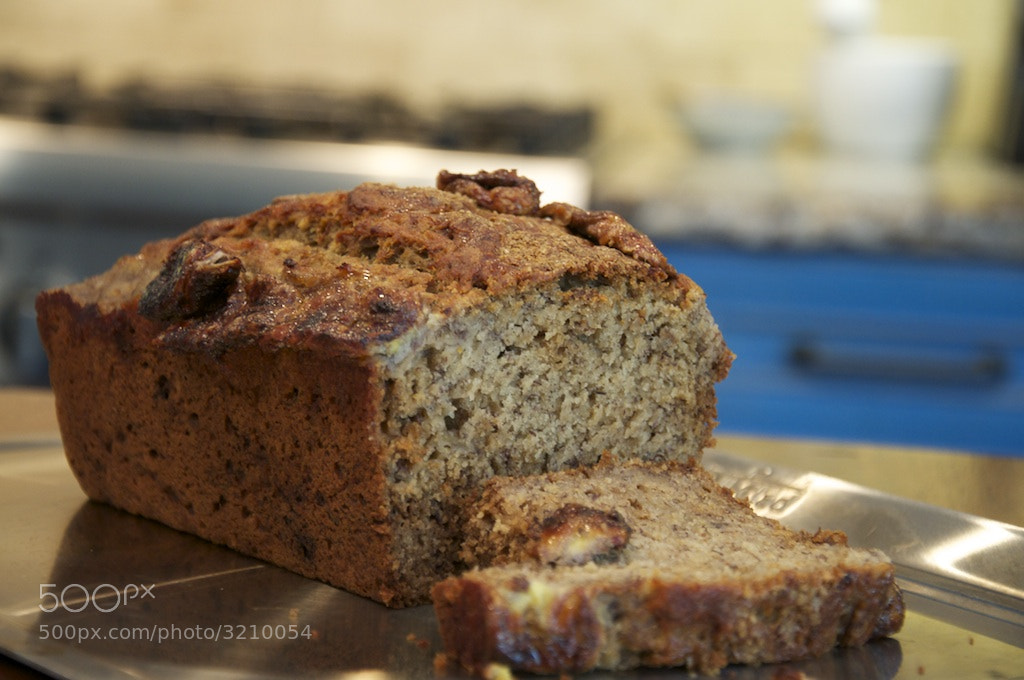Photograph Banana Bread by Brian DeWitt on 500px