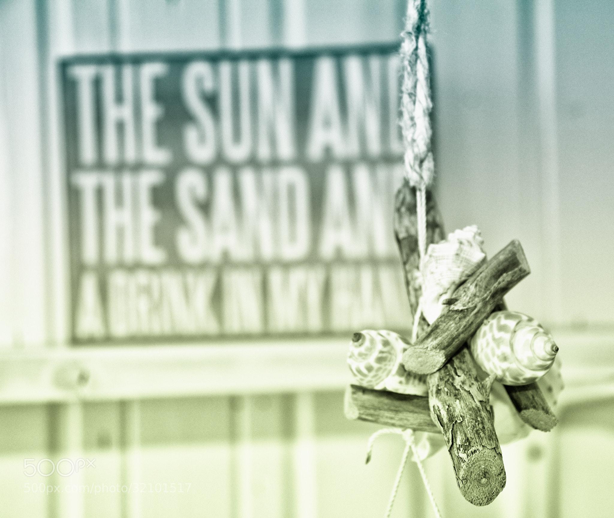 Photograph Sun & Sand by Alex van der Lecq on 500px