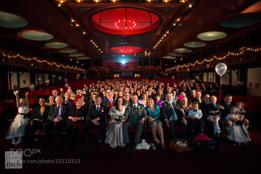 Photograph Wedding Group shot by Martin Beddall on 500px