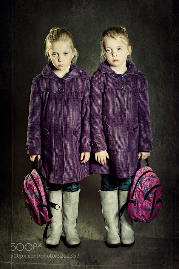 Photograph We don't like school! by Anita  Meezen on 500px