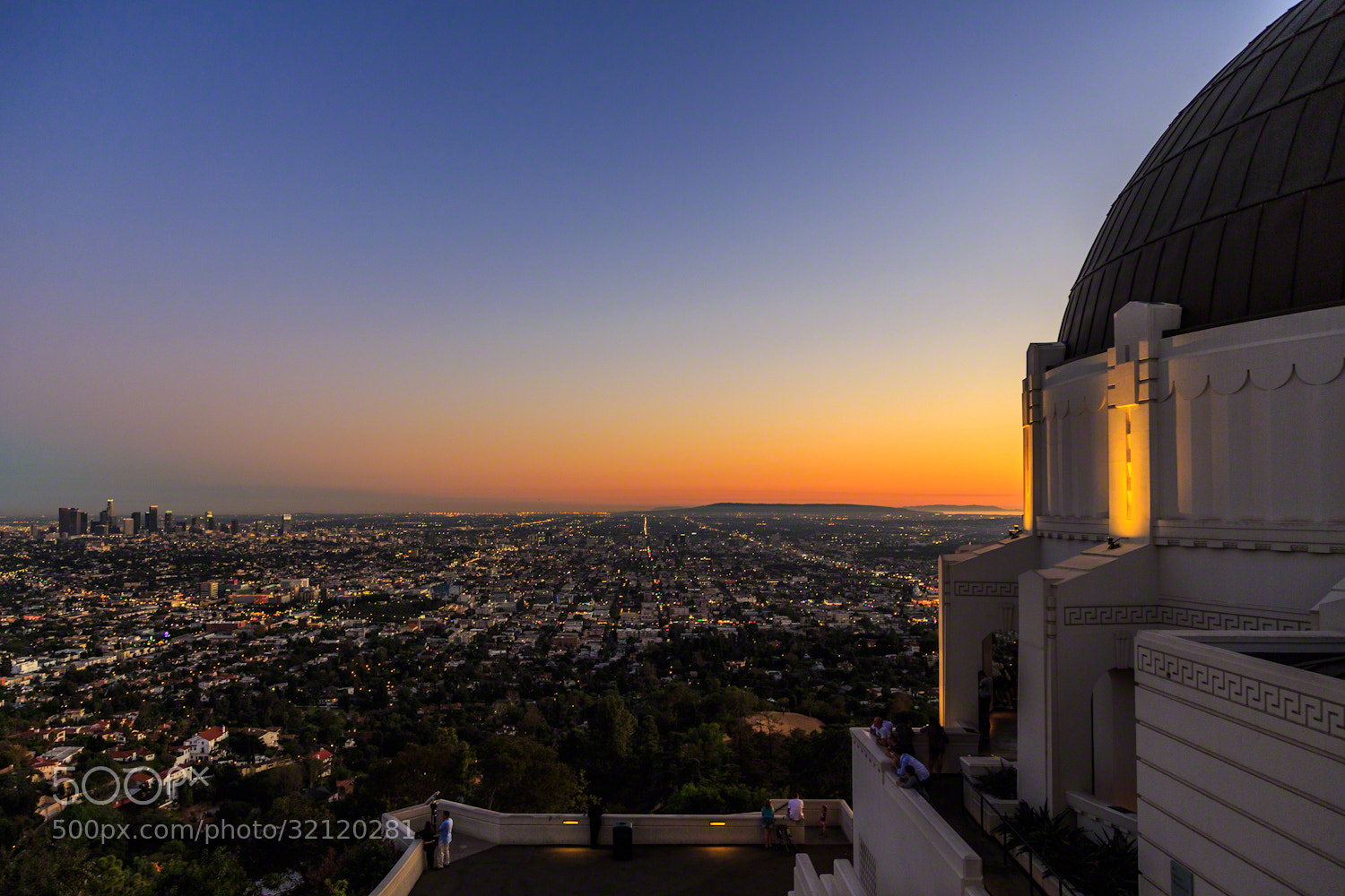 Photograph Griffith Observatory by Jeff Lombardo on 500px