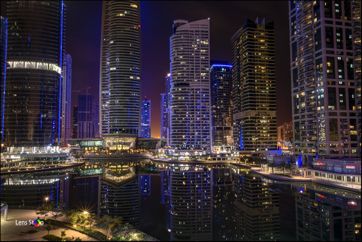 Photograph Jumeirah Lake Towers by Arunangshu NathSarkar on 500px