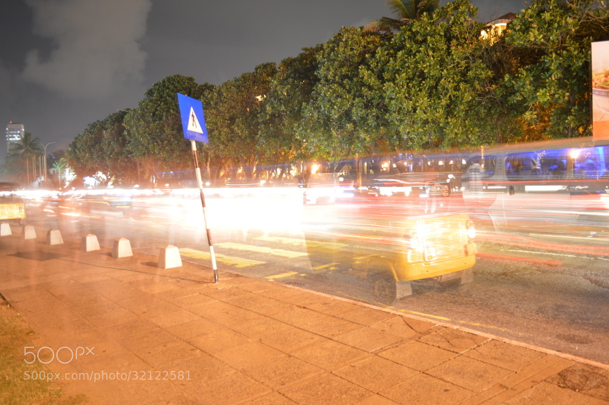 Photograph Ghostly Trishaw by Zayan  on 500px