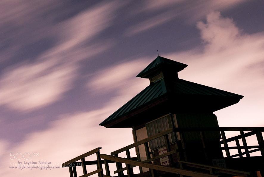 Photograph Baywatch night by Natalya Laykina on 500px