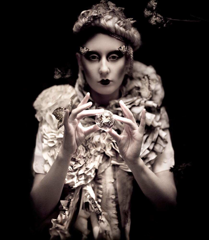 Photograph Incantation  by Kirsty Mitchell on 500px