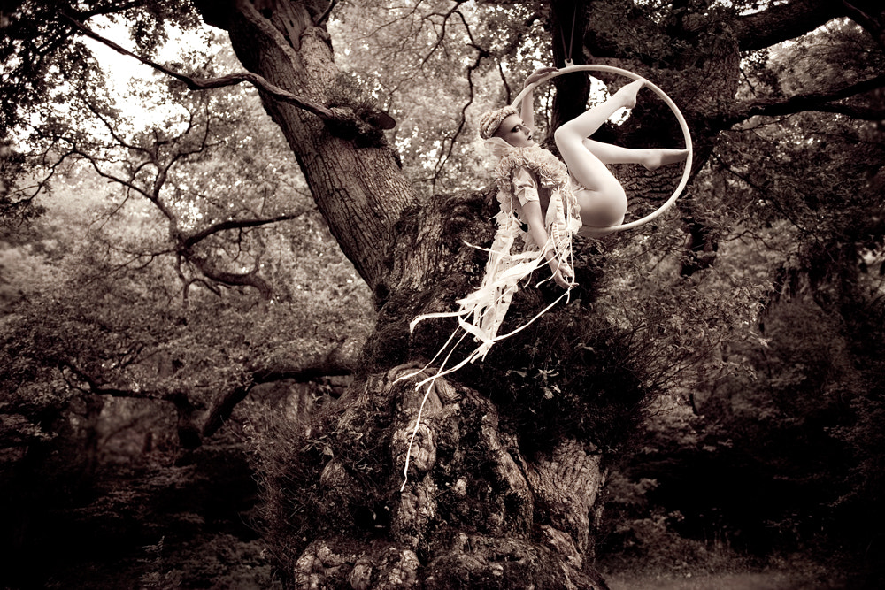 Photograph Far, Far Away,  Part I       (diptych ) by Kirsty Mitchell on 500px
