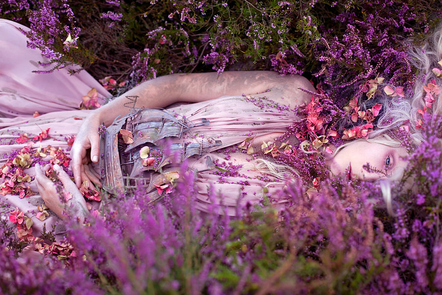 Gammelyn's Daughter, A Waking Dream by Kirsty Mitchell on 500px.com