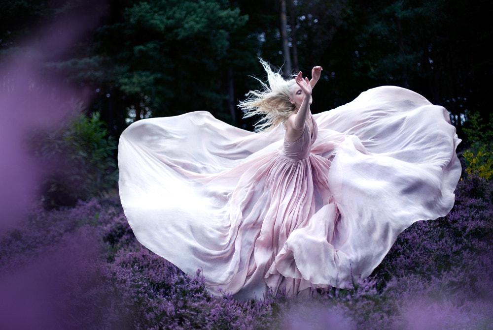 Photograph While Nightingales Wept by Kirsty Mitchell on 500px