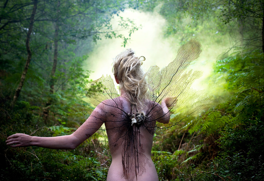 Photograph The Distant Pull Of Remembrance by Kirsty Mitchell on 500px