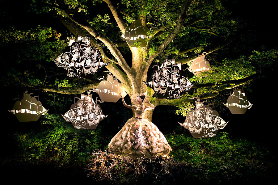 The Faraway Tree by Kirsty Mitchell on 500px.com