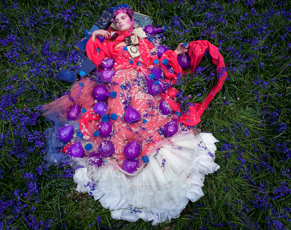 Photograph The Suicide of Spring by Kirsty Mitchell on 500px