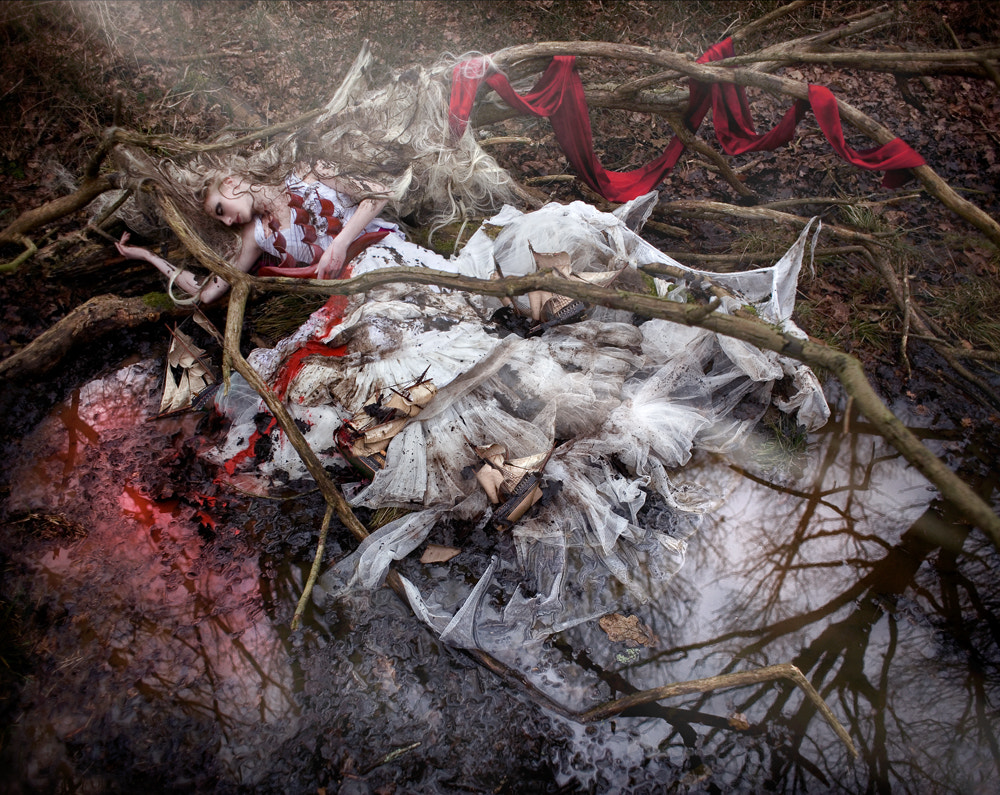 Photograph A Most Beautiful Death by Kirsty Mitchell on 500px
