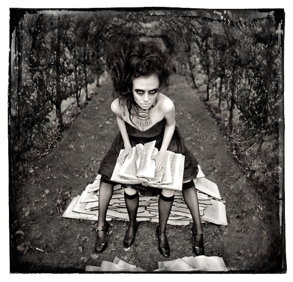 Photograph A Twist In The Tale by Kirsty Mitchell on 500px