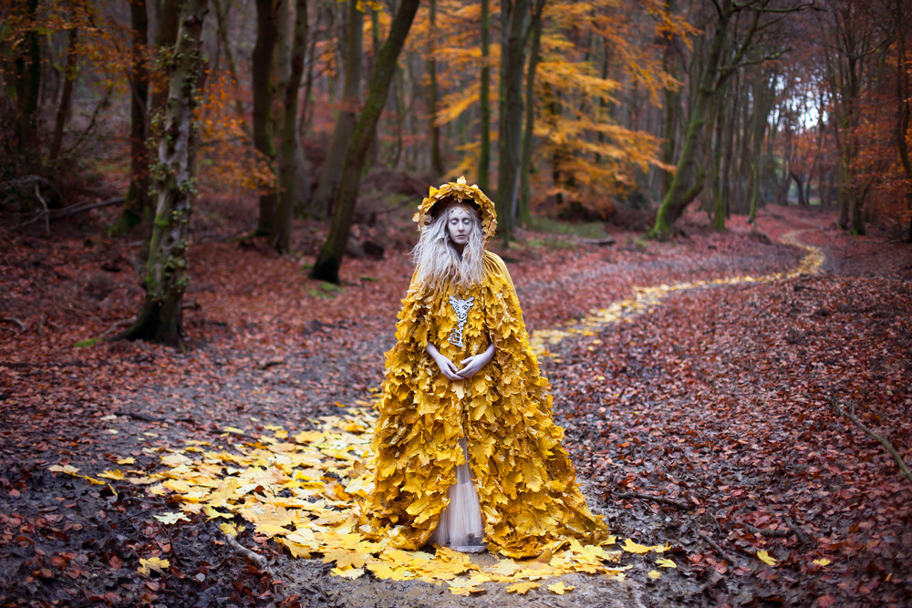 Photograph The Guidance of Stray Souls by Kirsty Mitchell on 500px