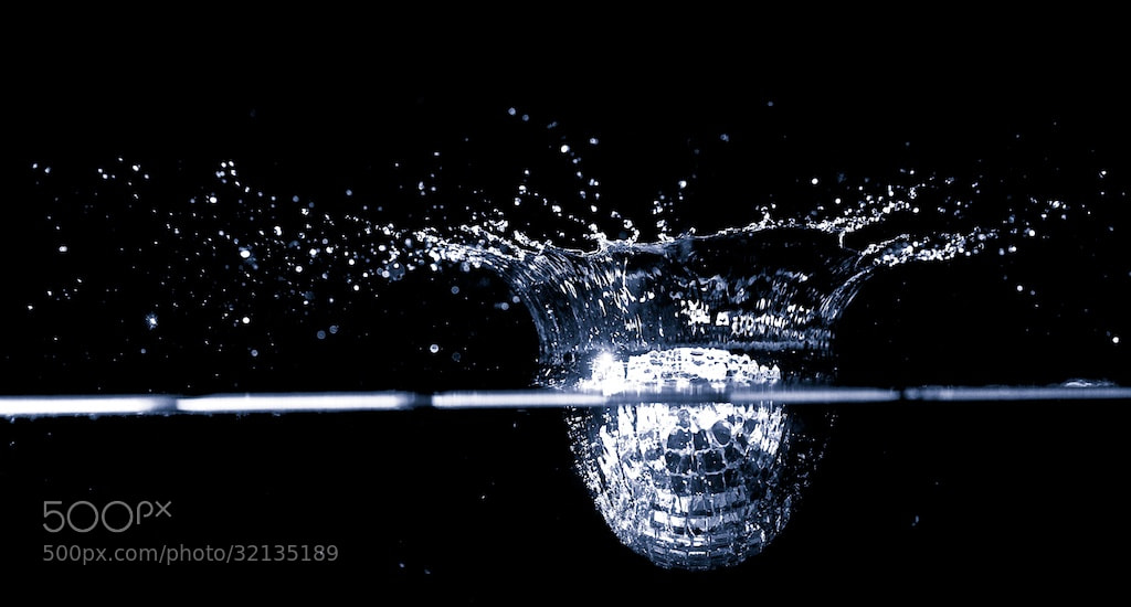 Photograph underwater disco  by Sak Rum on 500px
