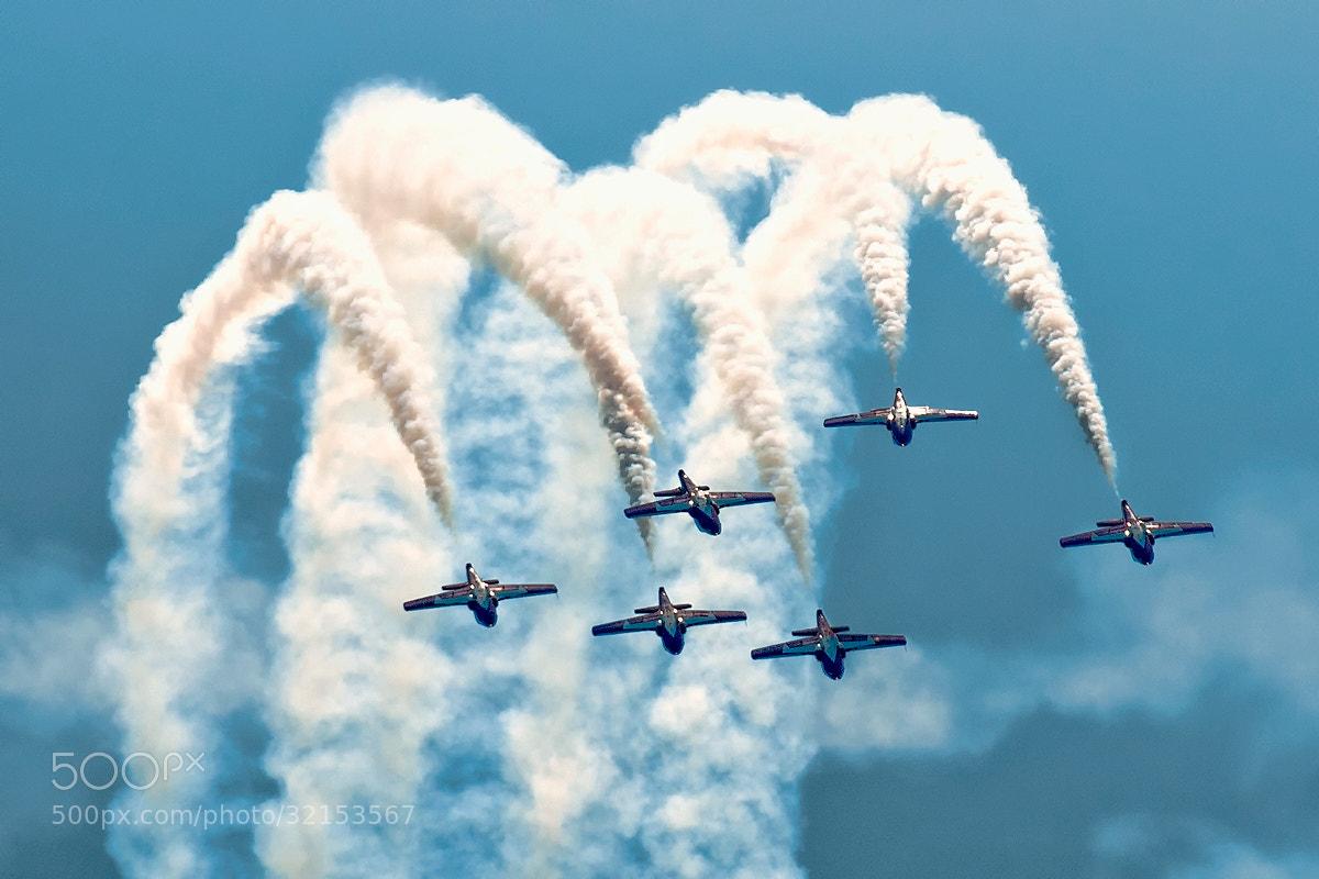 Photograph Snowbirds by Darek Siusta on 500px