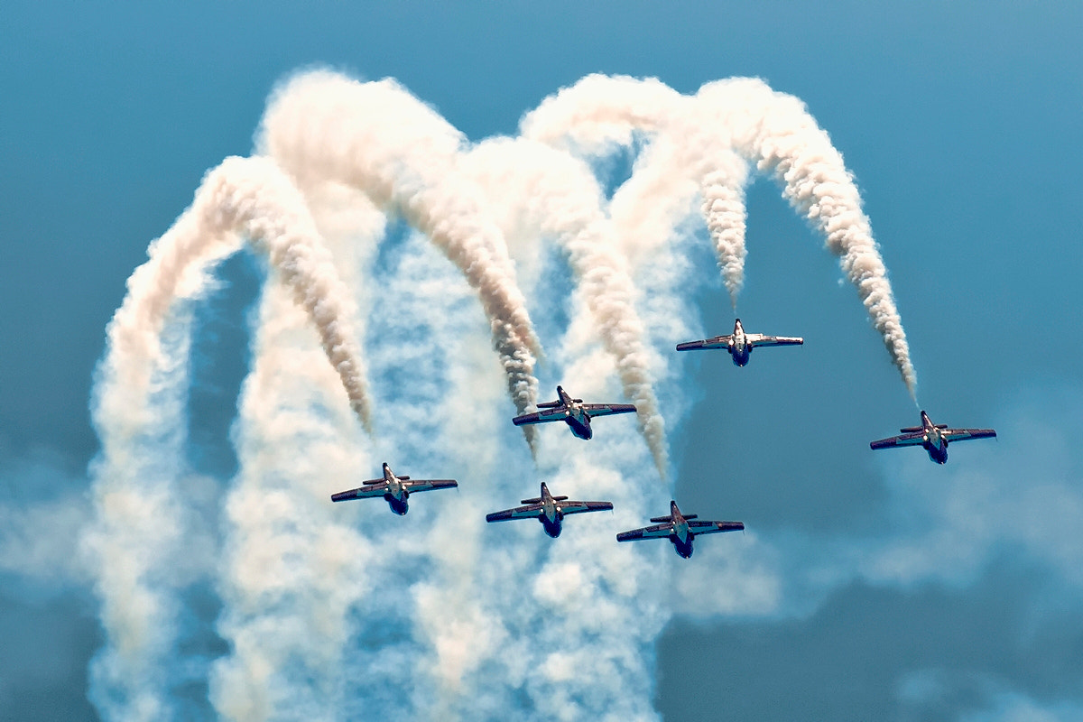 Photograph Snowbirds by Darek Siusta on 500px