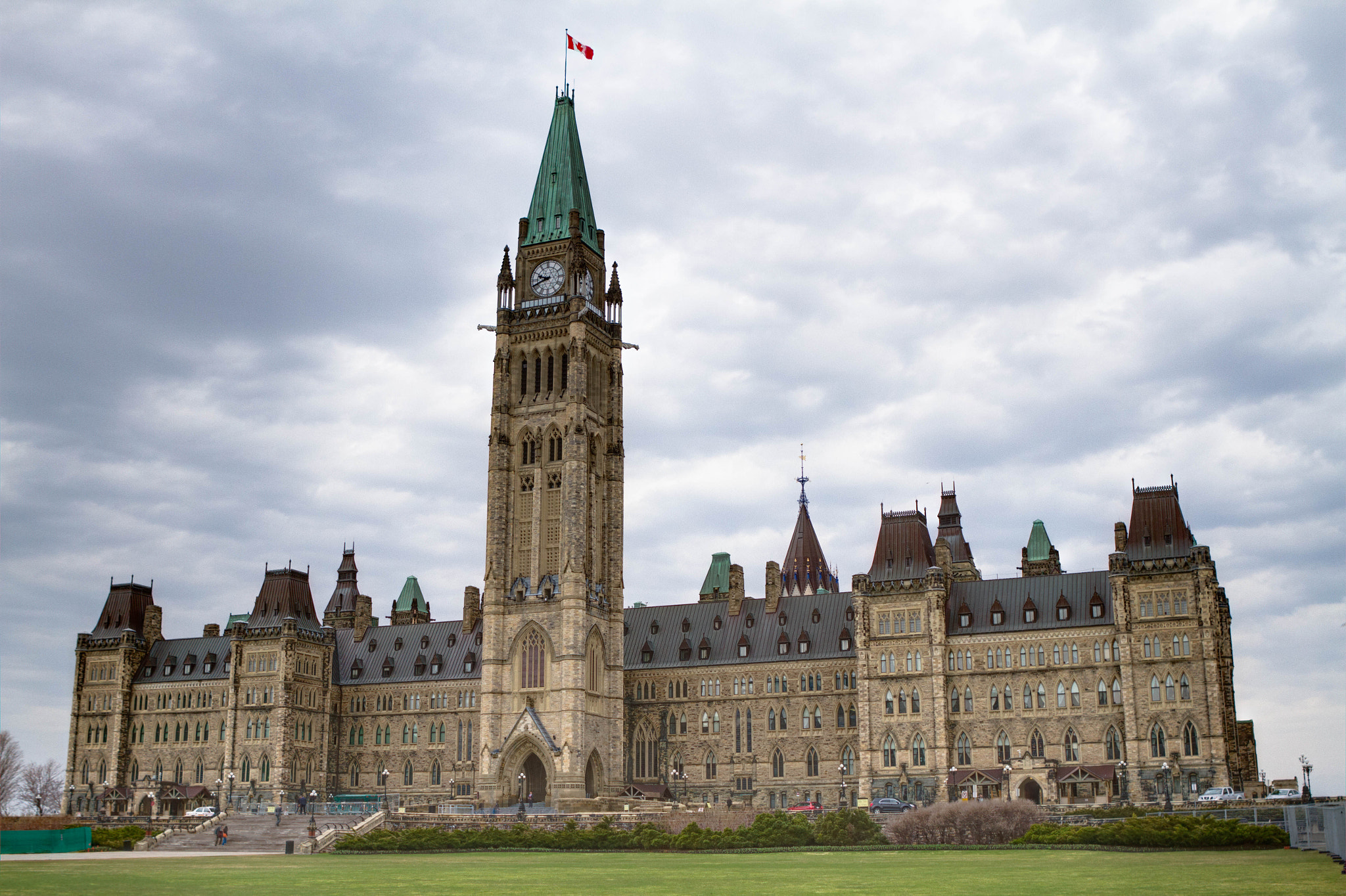 Photograph Canadian Parliament Building by Ash Furrow on 500px