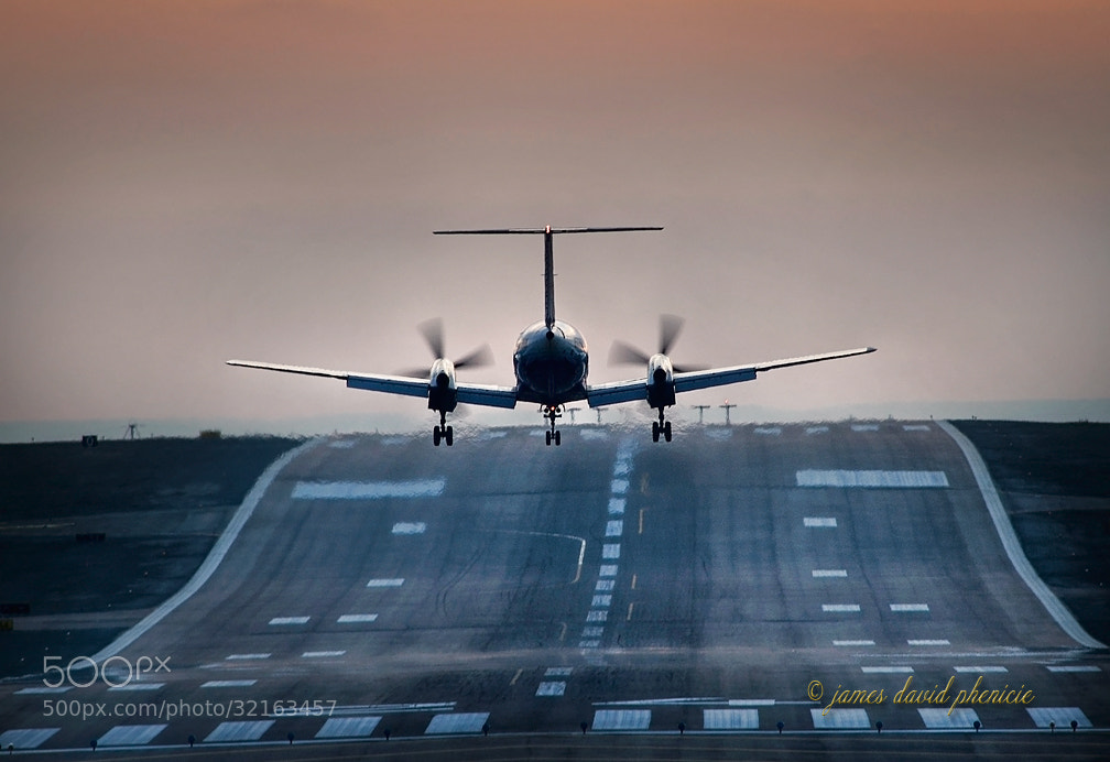 Photograph Aircraft Series:  Embraer 120-ER by James David Phenicie on 500px