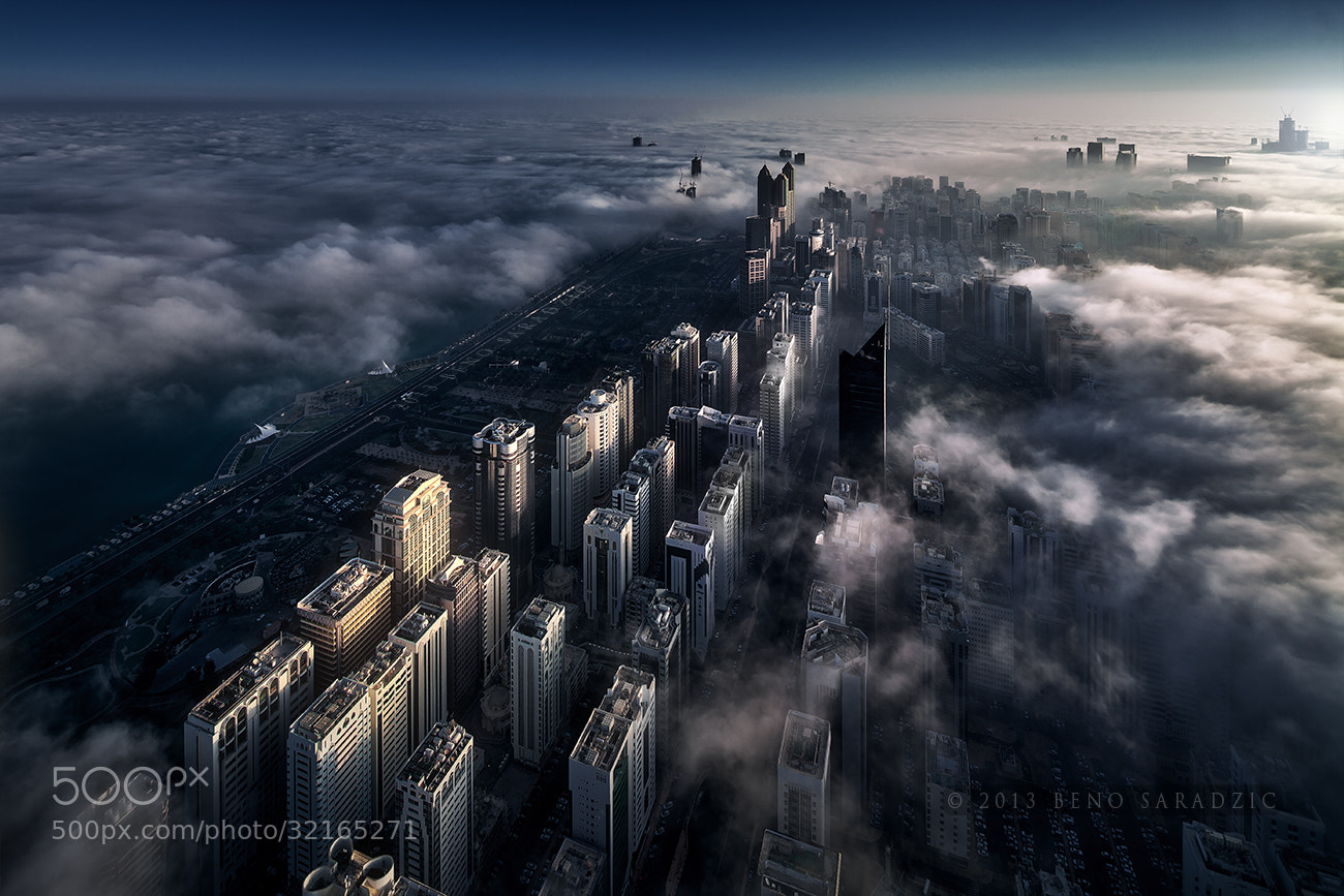 Photograph While You Were Sleeping by Beno Saradzic on 500px