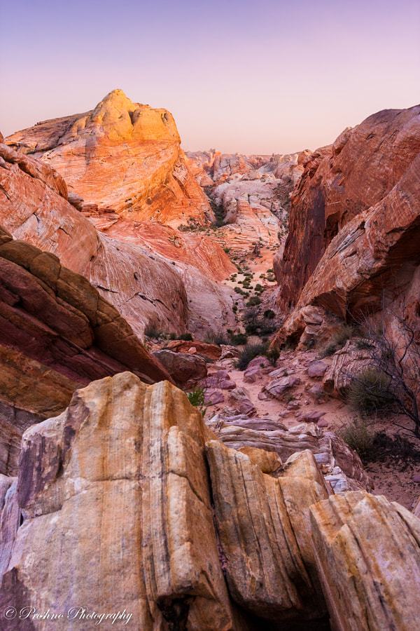 Fiery Valley