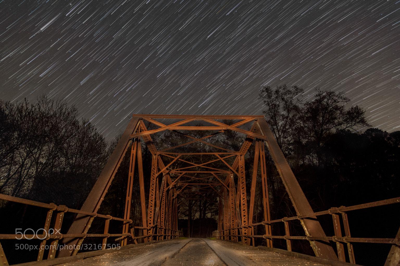 Photograph Old Iron Bridge by Ken Thomann on 500px