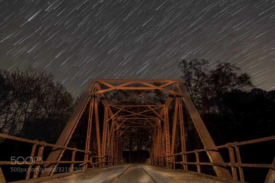 Photograph Old Iron Bridge by Ken Thomann on 500px