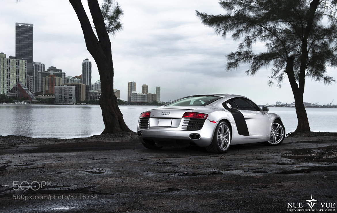 Photograph Audi R8 by Nue Vue on 500px