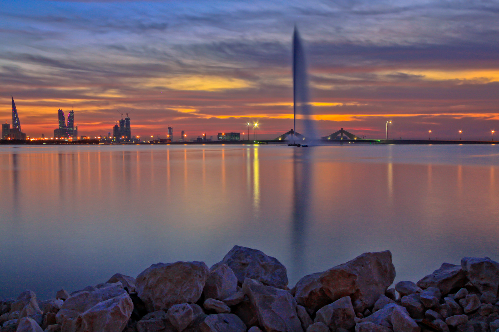 Photograph Manama City by Helminadia Ranford on 500px