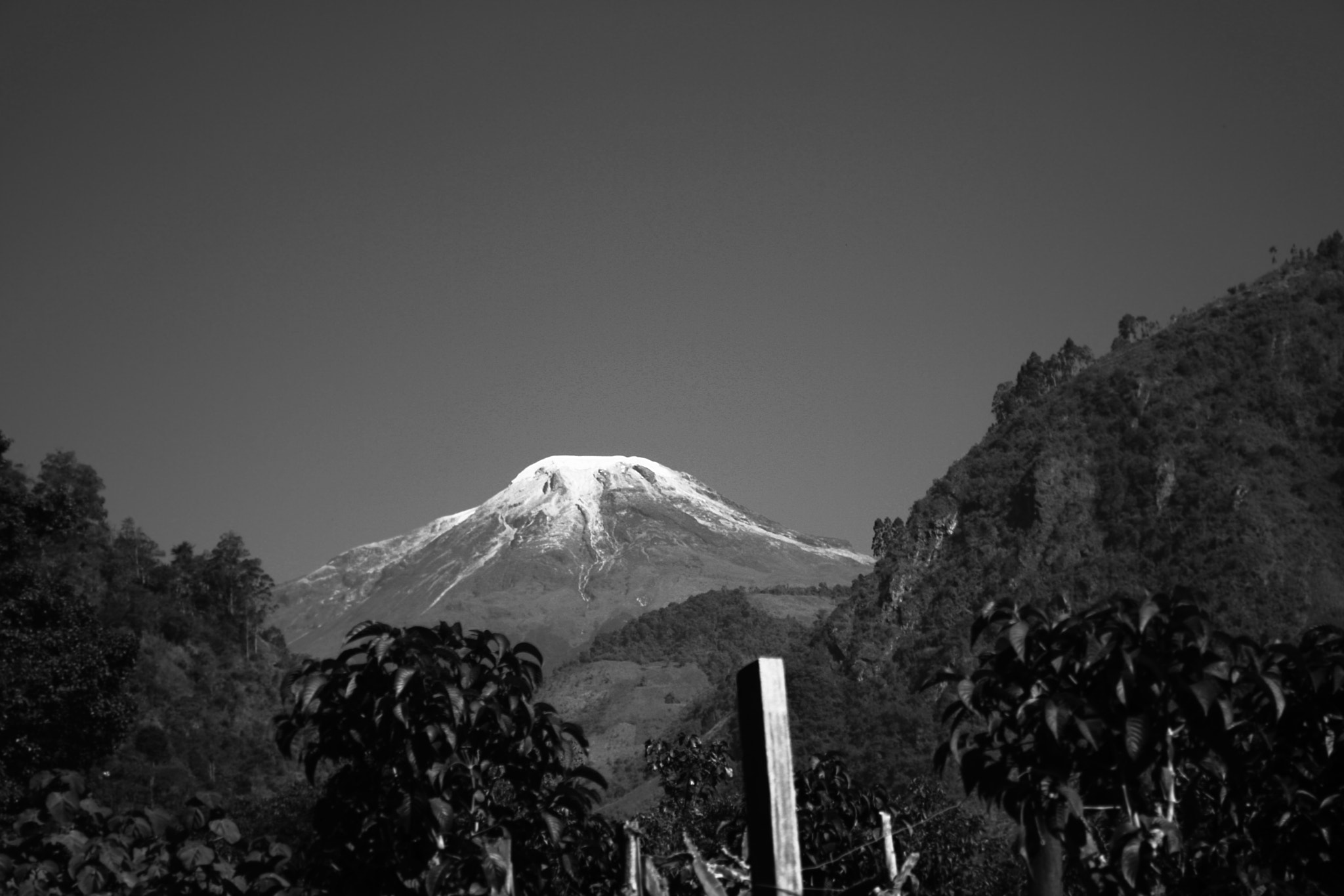 Photograph Nevado del Tolima by Quintín Toro on 500px