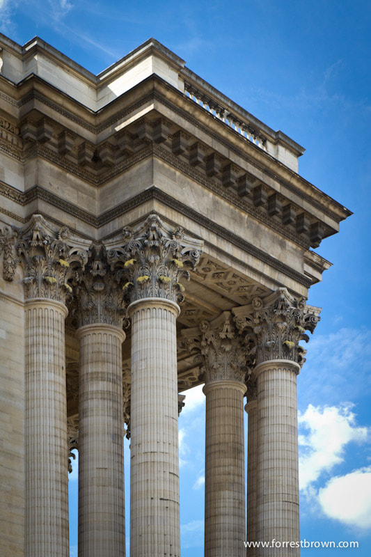 Photograph The Panthéon by Forrest Brown on 500px