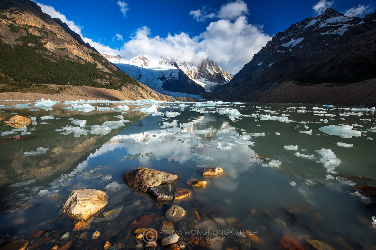 Photograph Laguna Torre by Pete Wongkongkathep on 500px