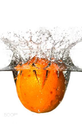 Photograph Orange by Oliver Ignacio on 500px
