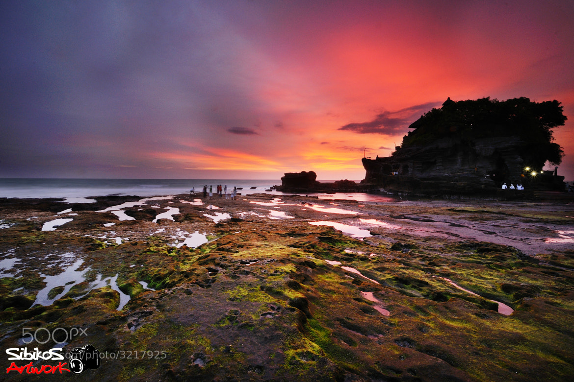 Photograph Sunset @ Tanah Lot by Sibikos Kosmetik on 500px
