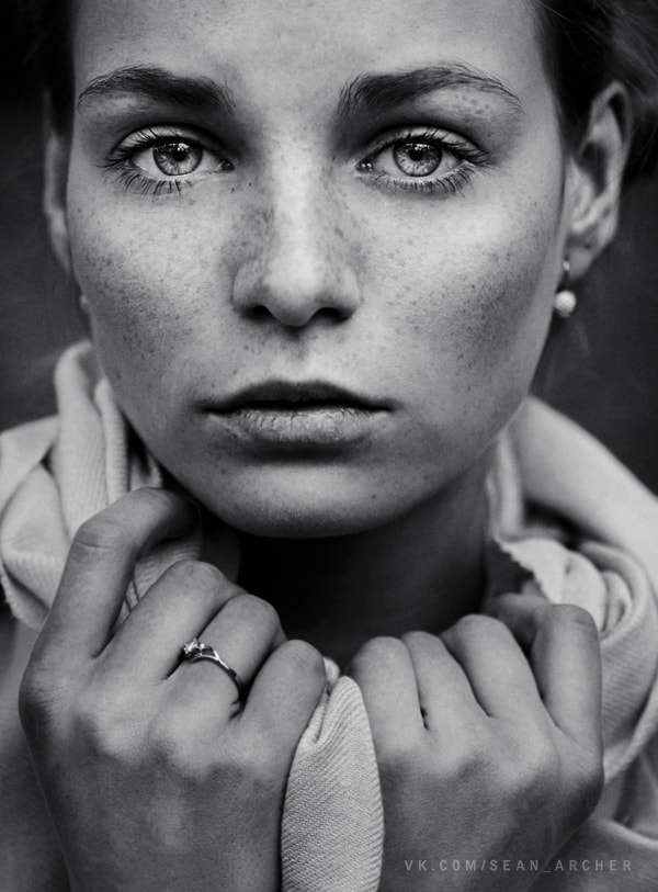 Photograph Nastya by Sean Archer on 500px