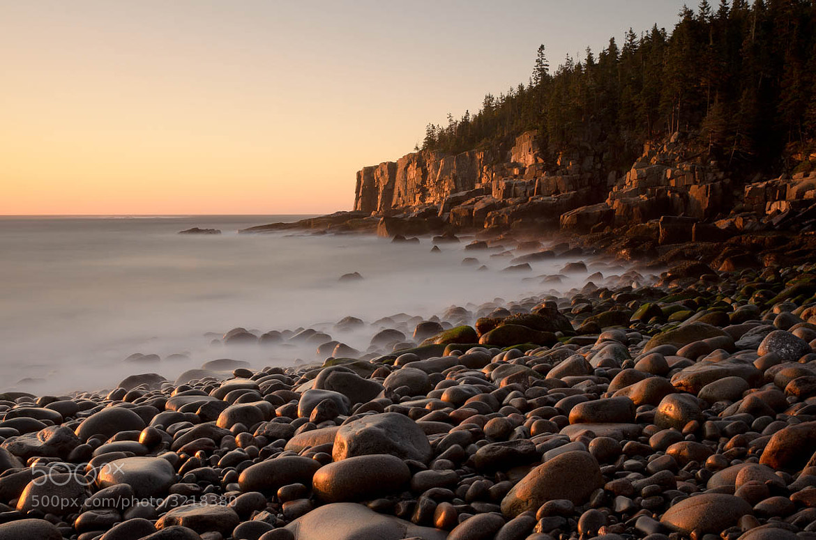 Photograph Boulder Beach at Sunrise by Chris Drew on 500px