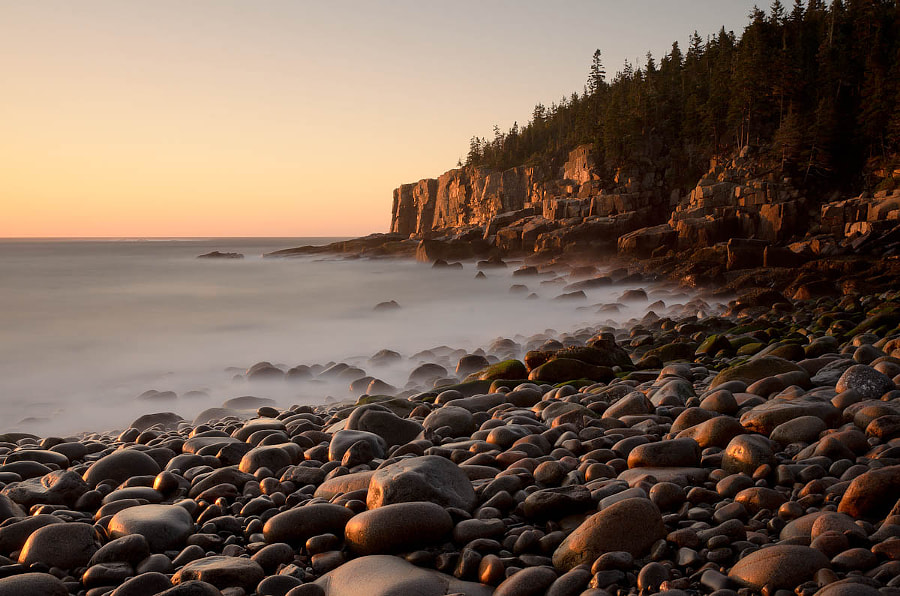 Boulder Beach at Sunrise
